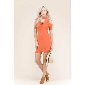 Vestido De Mujer Juvenil A La Moda