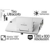 Proyector Hitachi De Distancia Utra Corta 1280x800 Cp-aw251n