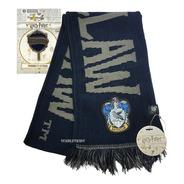 Bufanda Harry Potter Ravenclaw + Pin Licencia Original