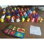 Lote 72 Gogos Crazy Bondes Colecionáveis + 52 Figurinhas