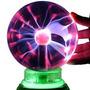Lampara De Plasma Tesla 48 Cms Circunferencia ,25 Cm Altura