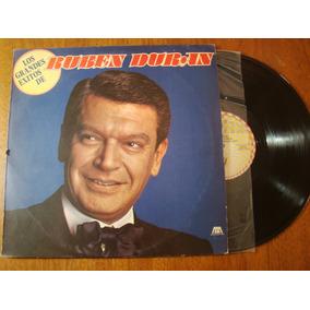 Ruben Duran Los Grandes Exitos De 1979 Argentina Vinilo Ex