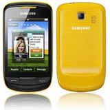 Celular Samsung Corby Ii Gt-s3850 Com Mp3, Fm, Touch, Wi-fi