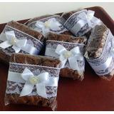 Brownie Recheado Com Ferrero Rocher (50 Unidades)