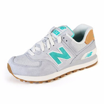 Zapatillas New Balance 574 Paint Chip. Modelo Exclusivo