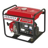 Gerador Gasolina 3000w 110/220v 12v 4 Temp Mg-3000cl Motomil