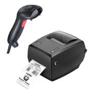 Kit Impressora Etiqueta Elgin L42 Pro + Leitor Flash Usb