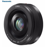 Lente Panasonic Lumix G 20mm F/1.7 Ii Asph Olympus M43