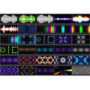 A2112 - 30 Loops Efeitos Resolume Efeitos Grandvj Painel Led