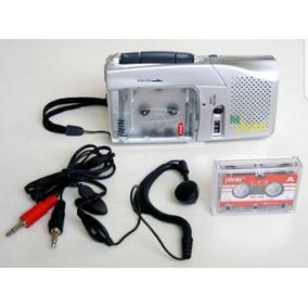 Gravador Jwin Jx-r26 Micro Cassette Voice Activated Systen