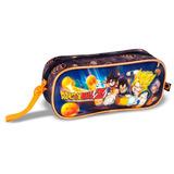 Estojo Lápis Escolar Duplo Menino Dragon Ball Z Db5136e Lanj