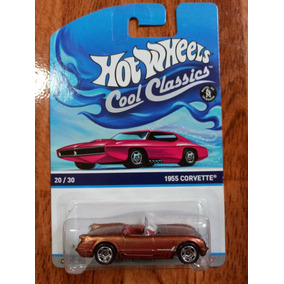 Hot Wheels Cool Classics 1955 Corvette