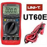 Multímetro Digital Uni-t Ut-60e