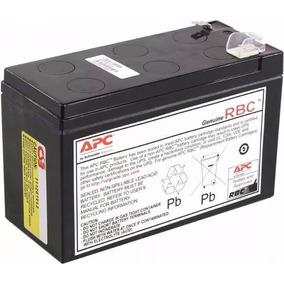 Pack Reemplazo Ups Apc Cartucho Rbc17 Rbc2 Br500 Br650 Bk350