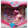 The Sweet Pony Fiki Violeta Luminoso C/accesorios Y Stickers