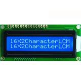 Display Pantalla Lcd 16x2 Con Backligth Azul, Arduino, Pic
