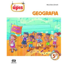 Projeto Apis - Geografia - 5º Ano - 2ª Ed