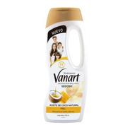 Shampoo Vanart Sedoso Con Aceite De Coco Y Miel 750 Ml