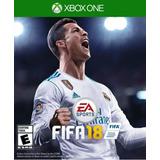 Fifa 18 Xbox One Juego Nuevo Fisico