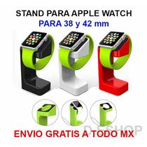 Stand Holder Para Apple Watch 38 Y 42mm Envio Gratis