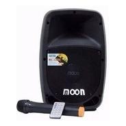 Parlante Batería Moon Batt10 Usb Bluetooth 2 Microfonos Inal