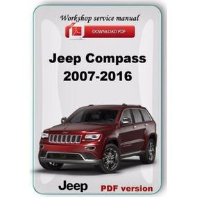 Manual Reparación Servicio Jeep Compass Y Patriot 2007-2016