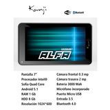 Tablet Kanji Mod. Alfa 7