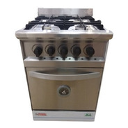 Cocina Industrial Fornax Versatil Fit 55  4 H Puerta Acero