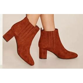 Zapatos Botas De Mujer Forever 21 Importadas