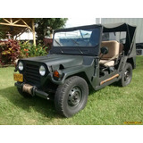 Jeep Willys Min Guerra M151