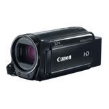 Videocámara Canon Rf700 - Entrada Micrófono Y Auricular