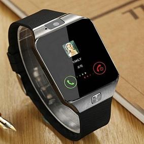 Smartwatch Dz09 Reloj Celular Camara Notificador Whatsapp