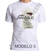Camiseta Banda De Rock Skillet