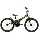 Bicicleta Infantil Tito T20 Camuflada Verde