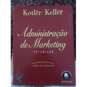 Livro Administração De Marketing - Kotler & Keller