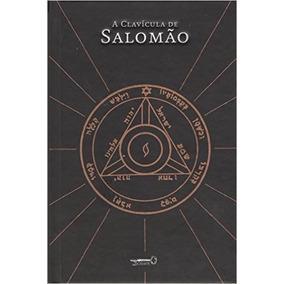 A Clavícula Salomão Livro Samuel Lidell Mathers Free 11 Reai