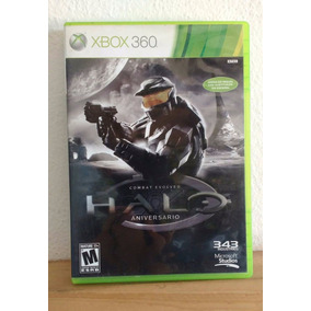 Halo Combat Evolved - Xbox360 - Original Usado