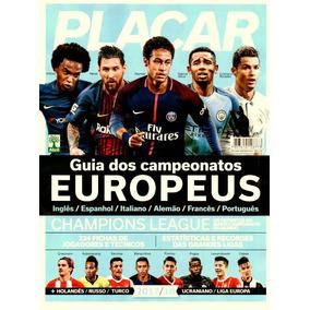 Guia Placar Campeonatos Europeus 2017 2018 Champions League