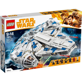 Lego Star Wars 75212 Nave Millennium Falcon Han Solo