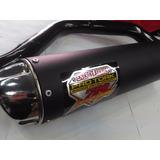 Escape Deportivo Pro Tork Para Honda Tornado 250