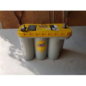 Bateria De Gel Optima Amarilla Uso Rudo D31t