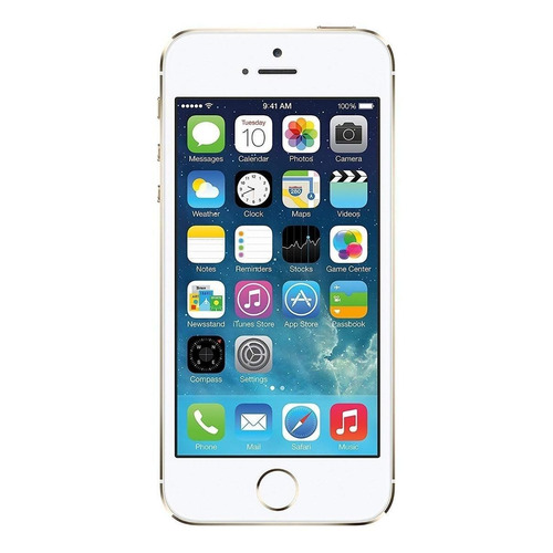 Apple iPhone 5s 32 GB Ouro