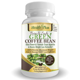 Health Plus Prime Extracto De Café Verde 100% Pure & Natural
