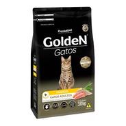 Ração Golden Gato Adulto Sabor Frango 3kg