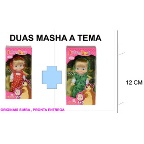 Masha Original Simba, Kit Com 2
