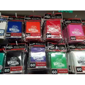 Micas Monster Para Yugioh Vanguard 60 Pzs Colores Varios
