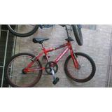 Bicicleta Bmx Apache , Rin 20