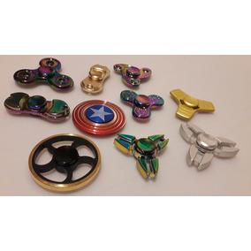 Coleccion De Spinners Metalicos X10