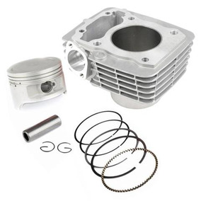 Cilindro Do Motor Com Pistão/anel Titan 150 Para 190 - Vedam