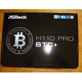 Asrock H110 Btc